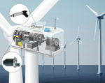 ROEMHELD entwickelt Rotorlock-Rotorverriegelung für Windkraftanlagen weiter