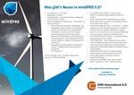 Erfolgreiches Release windPRO 3.0: EMD Deutschland lädt zum Kick-Off Meeting nach Kassel