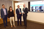 """BASF receives """"Paint Supplier Innovation Award 2016"""" from ArcelorMittal"""