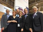 transport logistic in München: Erfolgreicher Messeauftritt der Seaports of Niedersachsen