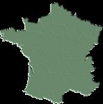 Marktwertatlas für Frankreich