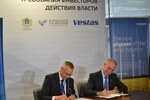 The first production of components for wind power plants in Russia will be located in Ulyanovsk region