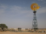 Further windmills TARRAGÓ in Tifariti (Occidental Sahara)