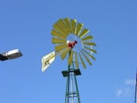 Molins de vent Tarragó: Windmill in Portugal