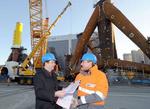 BLG und WeserWind unterzeichnen Offshore-Logistikvertrag