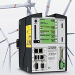 This week: PHOENIX CONTACT Electronics GmbH: requirements for machine safety in wind turbines