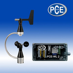 PCE Instruments UK Ltd: Thanks to a wind logger, no on-site personnel is necessary anymore