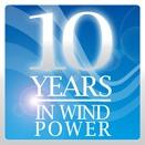 FT Technologies feiert 10-jähriges Jubiläum in der Windturbinenbranche