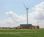 Mesalands Community College Wind Energy News: Wind Center uses Recovery Act funds to train qualified professionals
