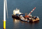 VSMC laying cables for German offshore wind farm