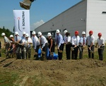 Schaltbau GmbH: Spatenstich für Werkserweiterung