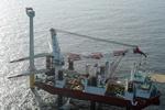 Offshore Wind: Installation der ersten AREVA Windkraftanlagen für Trianel Windpark Borkum und Global Tech I