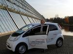 E-Mobilität: BBB-Mitarbeiter als Testpilot