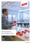 DEHNacademy - Seminarplan 2014