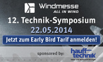 Windmesse Technik-Symposium: Anmeldung, Ausstellung, Review - Sponsored by Hauff-Technik