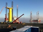 ITW Wind Group: NorthWind offshore wind farm grouting completed