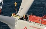 Offshore Wind: 50% der AREVA Anlagen im Trianel Windpark Borkum errichtet