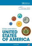 US to increase use of renewable energy by nearly 20% until 2030