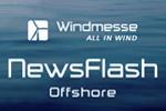 Das BSH zieht Bilanz: Rekordwerte für Wassertemperatur und beim Offshore-Windenergieausbau
