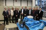 Die Windrad Engineering GmbH aus Bad Doberan erforscht die Lebensdauer von Leistungselektronik in Windenergieanlagen