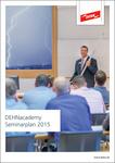 Weiterbildung für mehr Sicherheit – Seminare von DEHN 2015