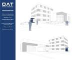 OAT: Neubau eines Bürogebäudes und einer Produktionshalle