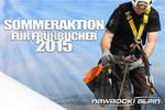 Nawrocki Alpin: Sommeraktion für Frühbucher