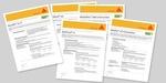 Nachhaltigkeitsdatenblätter für Sika Produkte verfügbar