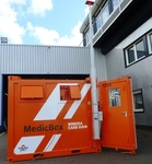 ELA Container Offshore GmbH baut erste mobile MEDICbox für WINDEAcare