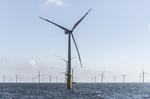 Offshore-Windpark Nordergründe vor der Umsetzung