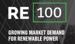 Global: RE100 companies half of the way to 100% renewable electricity goals