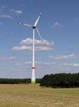 Erweiterung Windpark Feldheim: Erste Bauphase abgeschlossen