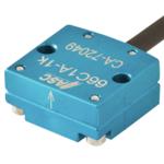 ASC erweitert sein Portfolio an Beschleunigungssensoren mit drei neuen Stromsignal-Sensoren (4-20 mA)