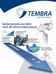 """Neues von TEMBRA zum Thema """"Weiterbetrieb von WEA nach 20 Jahren Lebensdauer"""""""