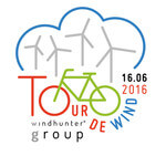 Windhunter lädt ein zur Tour de Wind 2016