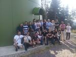 BWE Südbaden: Delegation mit kurdischen Ingenieurstudenten in Freiamt