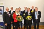 Ludwig-Schunk-Stiftung prämiert THM-Absolventen