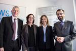 Partnerschaft besiegelt: EnBW und WSB schließen Kooperationsvertrag zur Projektentwicklung von Windparks in Thüringen