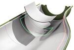 Laser-optimierte Rotorblattfertigung mit LAP COMPOSITE PRO