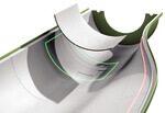 Advanced rotor blade manufacturing using LAP's laser projection system COMPOSITE PRO