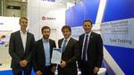 Erstmals Plattform-Typenprüfbescheid für Siemens Wind Power ausgestellt