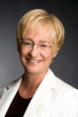 Dagmar Rehm: Die Volkswirtin übernimmt zum 1. Januar 2017 das Finanzressort der juwi AG.