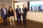 """BASF erhält """"Paint Supplier Award 2016"""" von ArcelorMittal"""