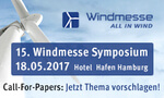 15. Windmesse Symposium: Call for Papers