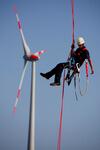Trotz Havarien keine Panik: Windkraftanlagen sind sicher