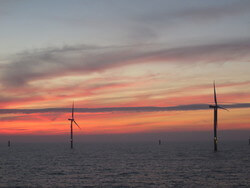 Bild: Windpark Butendiek