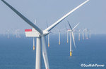 Nexans connects British offshore wind farm to shore