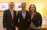 WindEurope's Giles Dickson met with Sweden's Energy Minister