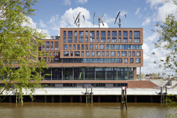 Geschäftssitz in Hamburg (Bild: Greenpeace Energy)