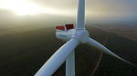 Siemens 8-megawatt wind turbine up and running